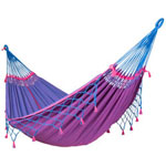 Brazilian Hammock with Fringe