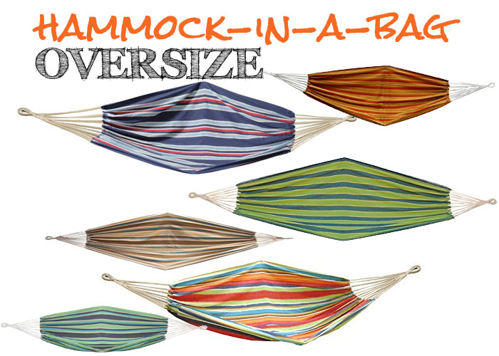 Oversize Hammock Colors