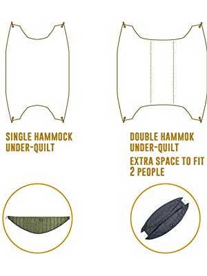 Hammock single vs double