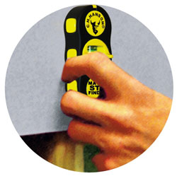 $8 Stud Finder for Hanging a Hammock Indoors the Fool-Proof Way